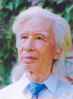 Tác giả Nguyễn Khắc Xương - trưởng nam cố thi sỹ Tản Đà