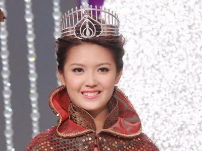 Tân Hoa hậu Hong Kong bị chê xấu