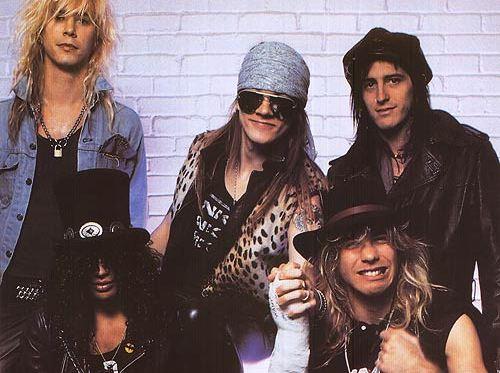 Guns N' Roses sắp ra album tốn kém nhất mọi thời đại