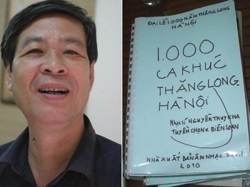 Nhạc sĩ Nguyễn Thụy Kha: 4 lần được xướng tên trong giải âm nhạc