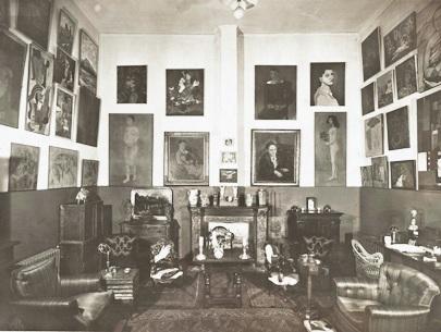 """Phát hiện Pablo Picasso và Matisse từ thuở """"hàn vi"""""""