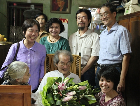 Hội Nhà văn Việt Nam nhận lỗi với nhà văn Sơn Tùng - ảnh 1