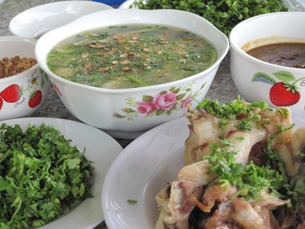 Ấn tượng ẩm thực Trà Vinh