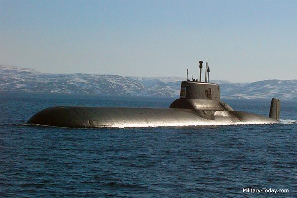 Nga sẽ tiêu huỷ tàu ngầm lớn nhất thế giới?