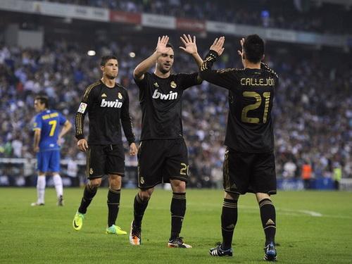 اسبانيول 0-4 ريال مدريد