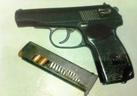 Mâu thuẫn tiền bạc, rút súng bắn thẳng vào mặt nạn nhân