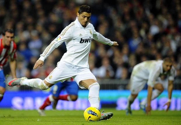Top 5 ban thang dep nhat Vong 21 Liga