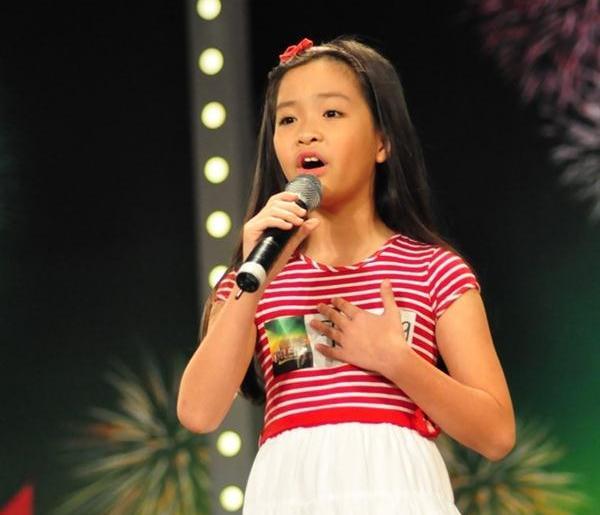 """Vietnam\s got talent 2011 Vu Dinh Tri Giao 3 Custom Giọng hát """"thiên thần"""" của cô bé 9 tuổi"""