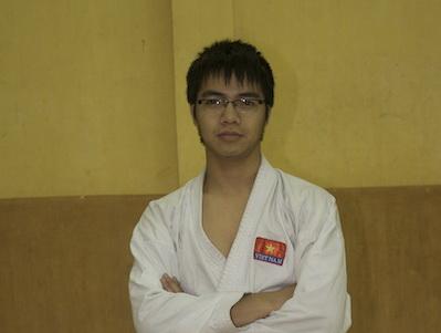Cựu tuyển thủ karate QG Bùi Việt Bằng: Viết tiếp những giấc mơ