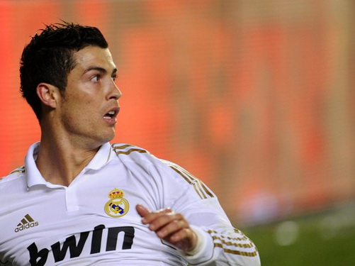Ronaldo Trong Real Madrid