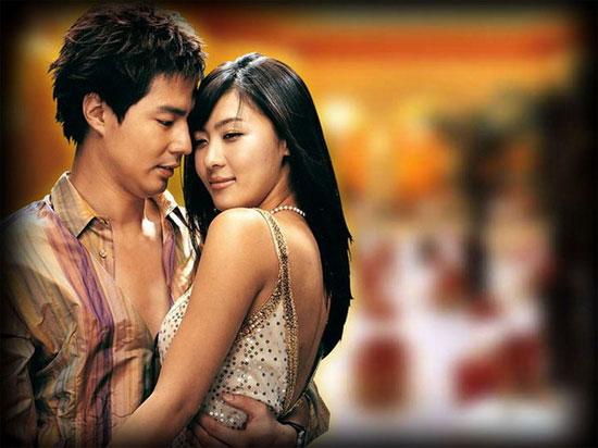 Ha Ji Won suýt gẫy răng vì hôn Jo In Sung