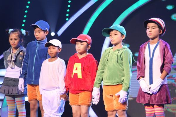 """Những chú """"sóc chuột"""" khuấy động Vietnam's Got Talent"""