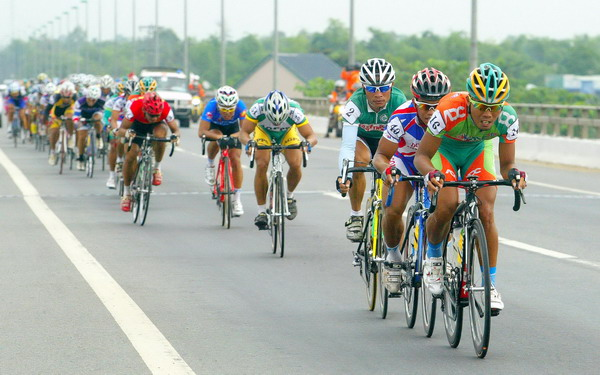 Malaysia, Laos and Thailand join International Cycling Tournament in Vietnam