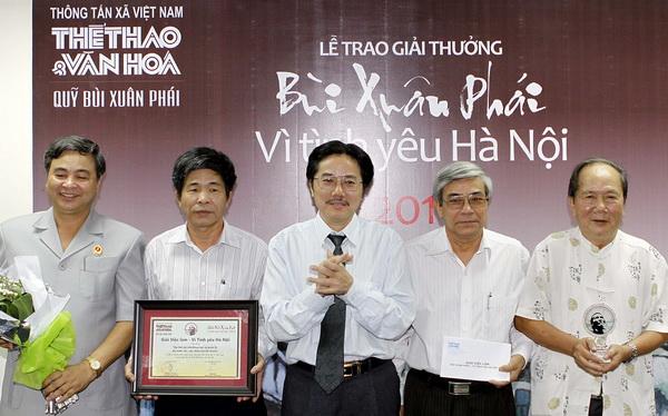 Nhà báo Ngô Hà Thái: Tôi tin TT&VH giữ vững được thương hiệu của mình