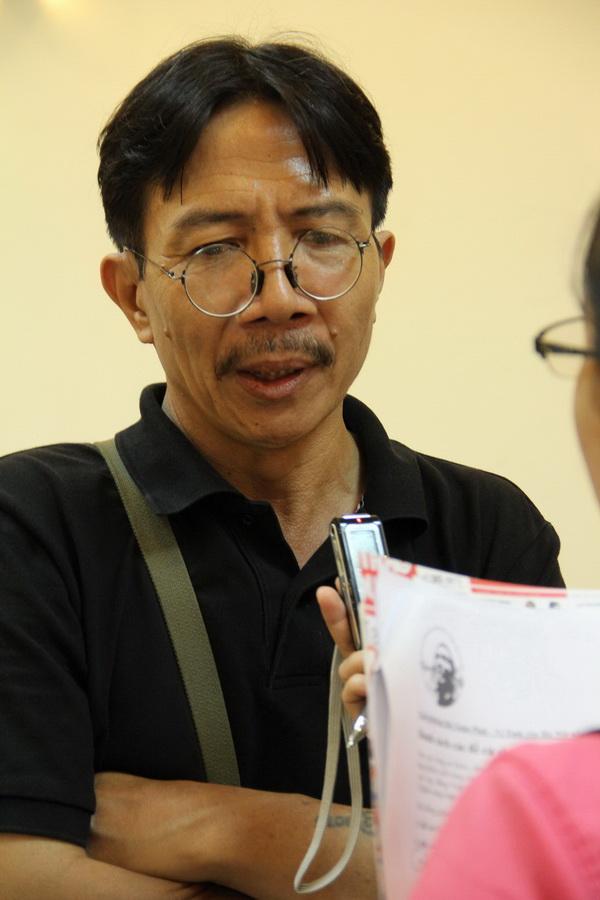 Nhà văn Nguyễn Ngọc Tiến: Động lực để viết tiếp về Hà Nội (1.9.2012)