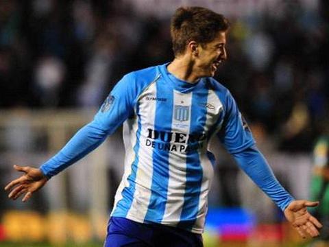Juventus bidik striker Argentina Luciano Dario Vietto