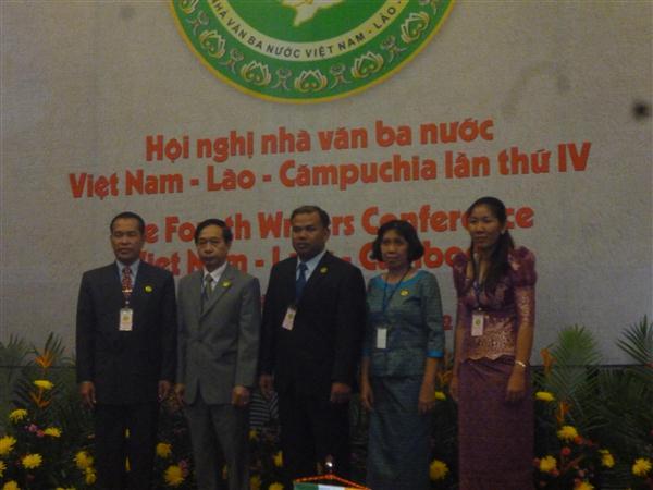 Trao giải thưởng Văn học sông Mê Kông lần thứ IV - ảnh 1