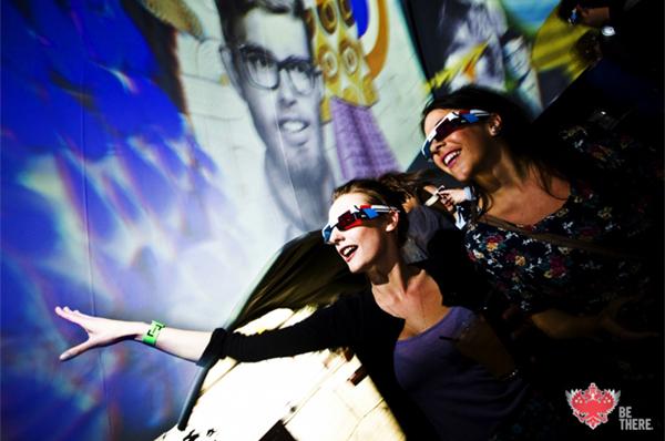 Midnight Circus 3D Disco party lần đầu tại Việt Nam