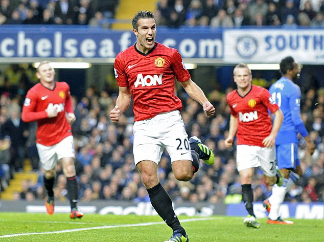 Hu Super-Sunday: Chelsea cn c mt van Persie nh M.U