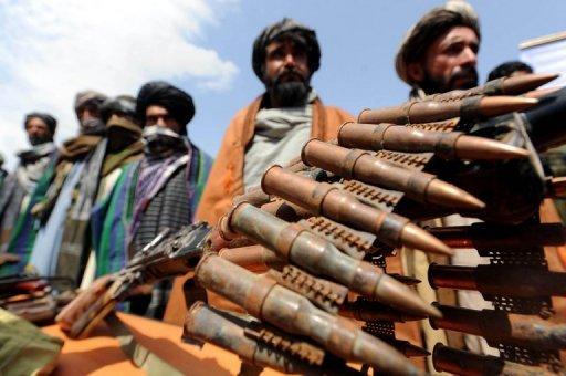 Cho phép thủ lĩnh Taliban tranh cử Tổng thống