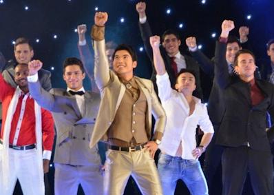 Nam Thành lọt Top 10 Mr World