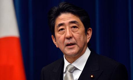 Thủ tướng Nhật Bản Shinzo Abe muốn sửa đổi hiến pháp