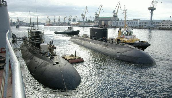 CỰC NÓNG: Hai tàu ngầm kilo 636 đầu tiên sẽ về Việt