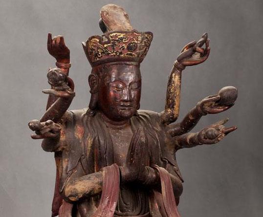 Ngắm Bảo vật quốc gia của Đạo Phật