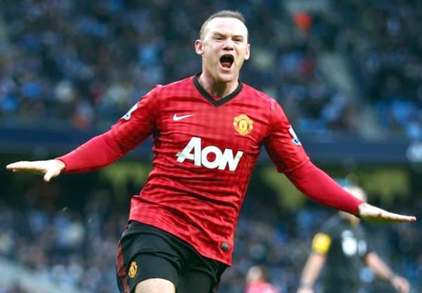 Rooney y Van Persie y Chicharito images