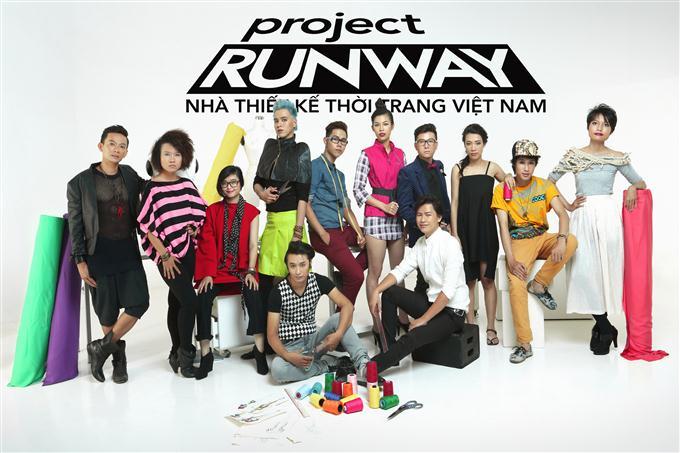 Project Runway Vietnam - Nhà Thiết Kế 2013