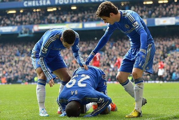Chelsea vs Rubin Kazan