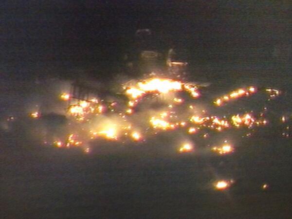 Tiêu điểm - Hiện trường vụ nổ khủng khiếp 'như bom hạt nhân' ở Texas (Hình 11).