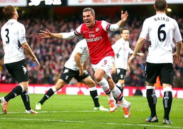 21h00 ngày 20/4, Fulham – Arsenal: Đừng sợ! Tốp 4 vẫn thuộc về Arsenal