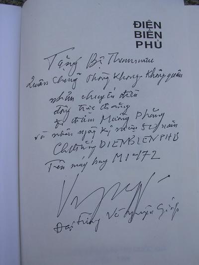 Chùm ảnh: Đại tướng Võ Nguyên Giáp thăm lại chiến trường Điện Biên Phủ ảnh 12