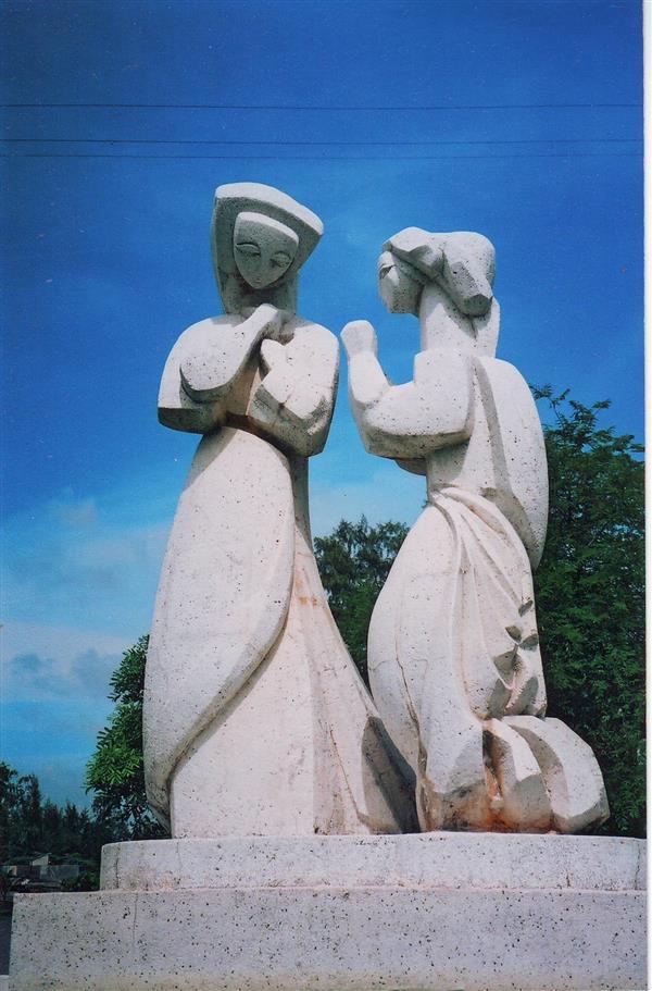 Thiên thần truyền tin cho Đức Mẹ chịu thai. 28