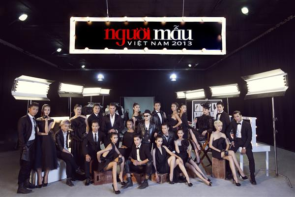 next top model, nguoi mau viet nam 2013