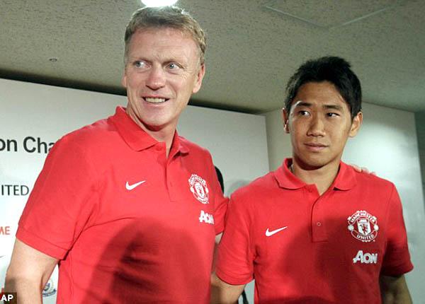 Kagawa dự bị? Chứng tỏ Man United vẫn mạnh