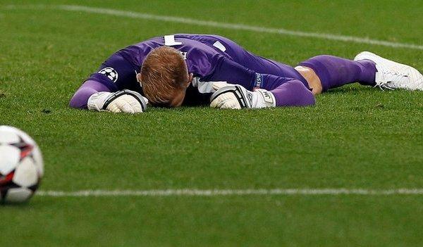 Vì Bayern, Joe Hart mất suất ở tuyển Anh?