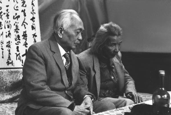 Dai tuong Vo Nguyen Giap va nhac si Van Cao