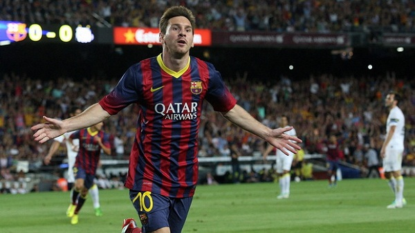 Ronaldo, Messi và Ribery đã làm gì trong năm 2013?