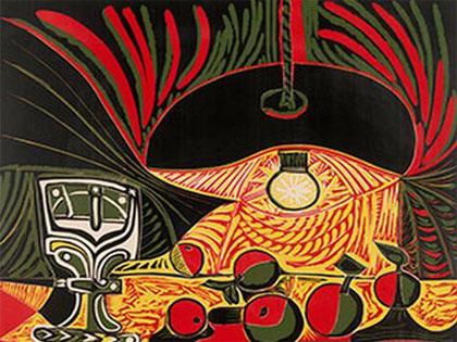 Bảo tàng Anh sở hữu hai bộ tranh linocut đắt giá của Picasso