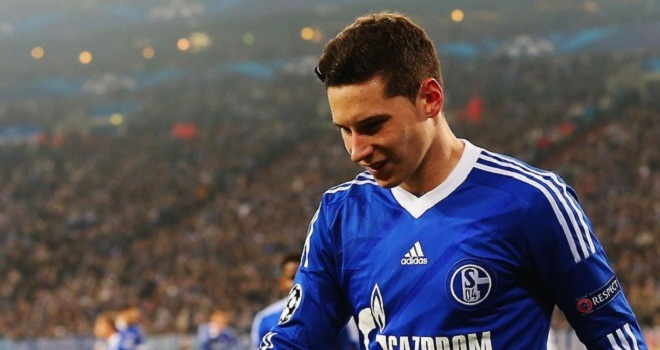 Arsenal, Julian Draxler, Klose, Schalke, Wenger, Laurent Koscielny, Jack Wilshere, Ngoại hạng Anh, Premier League