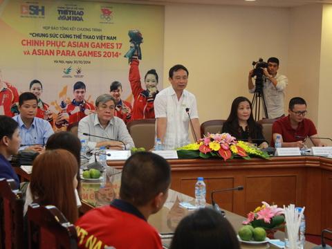 CHÙM ẢNH: Chung sức cùng Thể thao Việt Nam gặt hái thành công