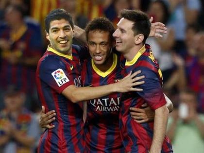 Marco van Basten: 'HLV nào có Messi, Neymar, Suarez chỉ cần lo phòng ngự'