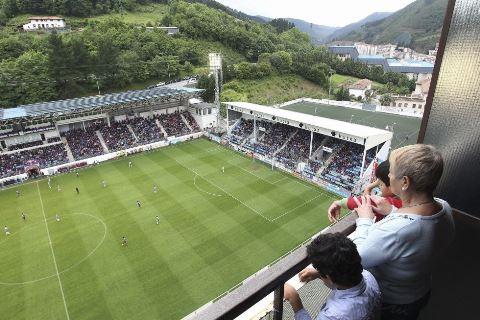 Eibar chuẩn bị gì để 'tiếp đón' Real Madrid?