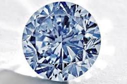 Viên kim cương xanh lập kỷ lục đấu giá