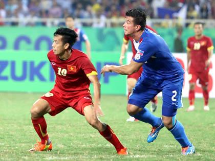 Việt Nam - Philippines 3-1: Không cao nhưng vẫn buộc đối phương phải ngước nhìn