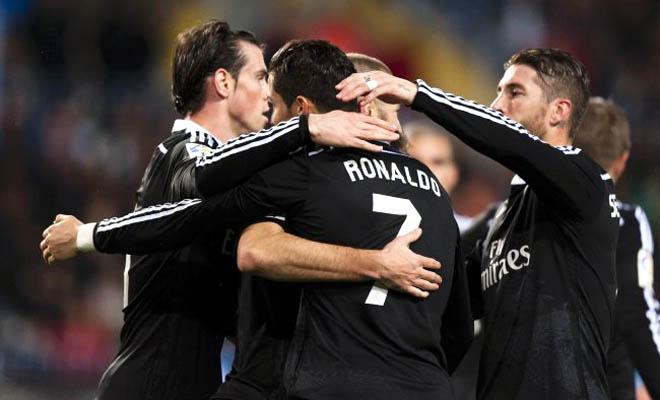 Real Madrid đã kiệt sức vì kỷ lục