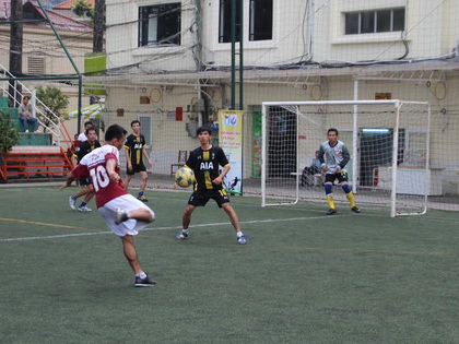 Giải bóng đá Báo chí - Giáo dục 2014: CLB Phóng viên thể thao vào chung kết