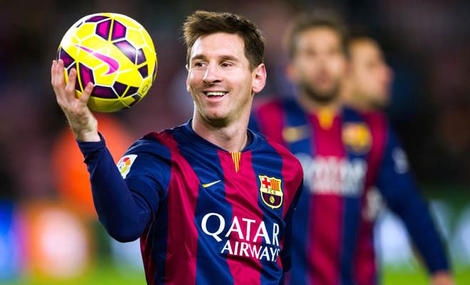 Messi lập hat-trick thứ 3 trong 4 trận: Giá Messi cứ... 'chán nản' thế này!